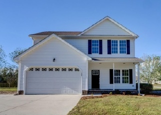 Foreclosed Home in RUDOLPH LN, Hubert, NC - 28539