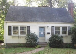 Foreclosed Home in GREENWOOD DR, Manchester, CT - 06042