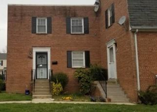 Casa en ejecución hipotecaria in Temple Hills, MD, 20748,  IVERSON ST ID: F4329864