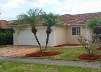 Foreclosed Home in SW 143RD CT, Miami, FL - 33177