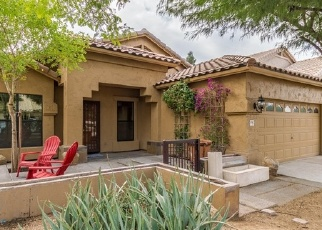 Foreclosed Home in E MESCAL ST, Scottsdale, AZ - 85260