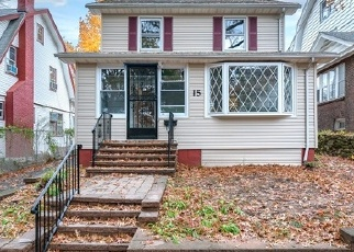 Foreclosed Home in SAWYER AVE, East Orange, NJ - 07017
