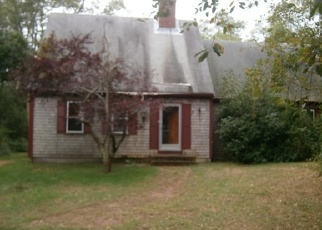Foreclosed Home in SOUTHEAST ST, Eastham, MA - 02642