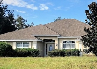 Foreclosed Home en OCONEE AVE, Eustis, FL - 32736