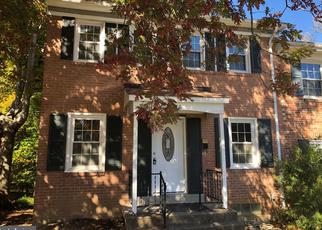 Foreclosed Home in FOX RUN PL, Woodbridge, VA - 22191