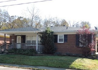 Foreclosed Home in SUNSET DR, Frankfort, KY - 40601