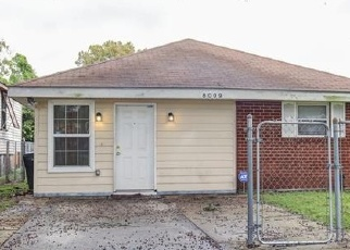 Foreclosed Home in VANDERKLOOT AVE, New Orleans, LA - 70127