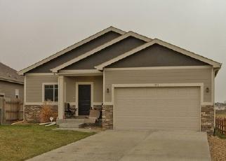 Foreclosed Home en SUNSET CIR, Milliken, CO - 80543