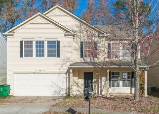 Foreclosed Home in TREEFROG CT, Charlotte, NC - 28262