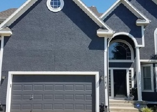 Foreclosed Home in W 100TH TER, Lenexa, KS - 66220