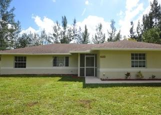 Foreclosed Home en 76TH RD N, Loxahatchee, FL - 33470