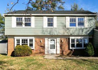 Foreclosed Home in GLOVER LN, Willingboro, NJ - 08046