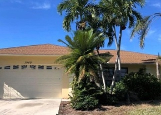 Foreclosed Home en SHEFFIELD AVE, Marco Island, FL - 34145
