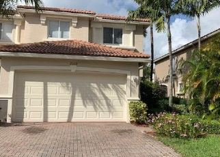 Foreclosed Home en OAKHURST WAY, West Palm Beach, FL - 33404