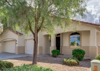 Foreclosed Home in W MEADOWS LN, Maricopa, AZ - 85139