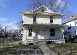 Foreclosed Home in STEVENS AVE, Elkhart, IN - 46516
