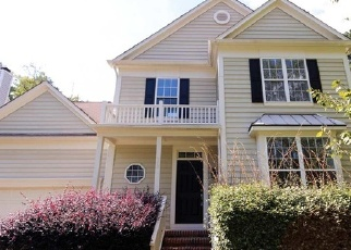 Foreclosed Home in HILLSFORD LN, Apex, NC - 27502