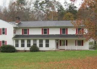 Casa en ejecución hipotecaria in Botetourt Condado, VA ID: F4331350