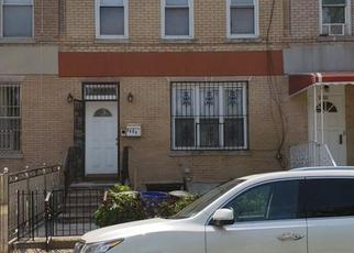 Foreclosed Home in STRAUSS ST, Brooklyn, NY - 11212