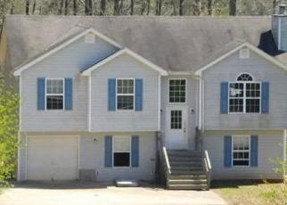 Foreclosed Home en TURNING LEAF DR, Gillsville, GA - 30543