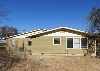 Foreclosed Home in NEW HOPE RD, Tecumseh, OK - 74873