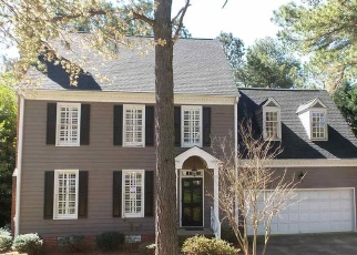 Foreclosed Home in BARONSMEDE DR, Raleigh, NC - 27615