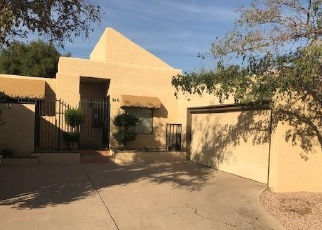 Foreclosed Home in E EMBASSY ST, Tempe, AZ - 85281