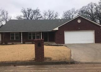 Foreclosed Home in W WASHINGTON CIR, Tecumseh, OK - 74873