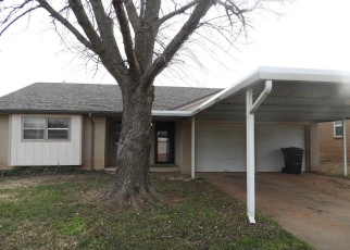 Foreclosed Home in NW 23RD ST, Oklahoma City, OK - 73160