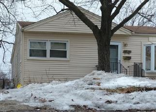 Casa en ejecución hipotecaria in Warren, MI, 48091,  CUNNINGHAM AVE ID: F4332197