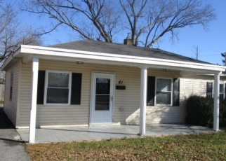 Foreclosed Home in MEMORIAL DR, New Castle, DE - 19720