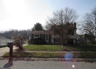 Foreclosed Home en CRAIGSTON LN, Abingdon, MD - 21009