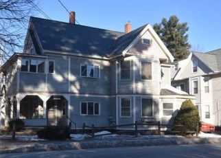 Foreclosure Home in Auburn, ME, 04210,  DENNISON ST ID: F4332465