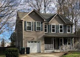 Foreclosure Home in Stafford, VA, 22556,  KELLY WAY ID: F4332553