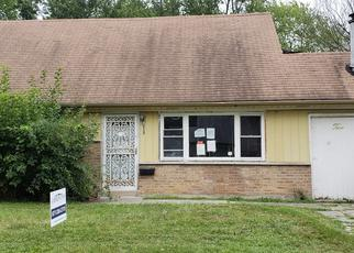 Foreclosed Home en WASHINGTON ST, Park Forest, IL - 60466