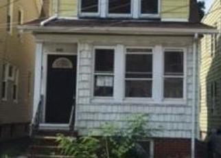 Foreclosed Home in CHESTNUT ST, Orange, NJ - 07050