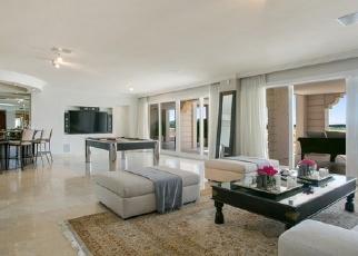 Foreclosed Home in FISHER ISLAND DR, Miami Beach, FL - 33109