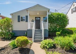 Foreclosed Home en S JOHNSON RD, Houston, PA - 15342