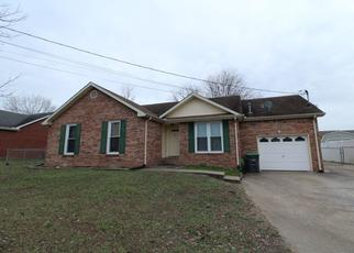 Foreclosed Home in S JORDAN DR, Clarksville, TN - 37042