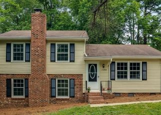 Foreclosed Home in WAVERLY ST, High Point, NC - 27265