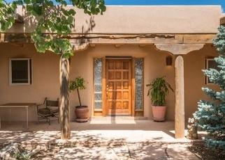 Foreclosed Home in PALACIO RD, Santa Fe, NM - 87508