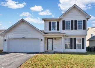 Foreclosed Home in S MONTICELLO CIR, Plainfield, IL - 60544