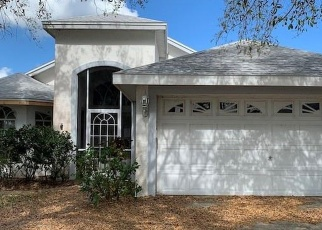 Foreclosed Home in VILLAGE DR, Tarpon Springs, FL - 34689