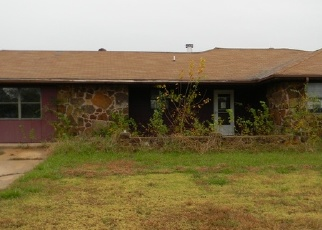 Foreclosed Home in ROBIN DR, Cushing, OK - 74023