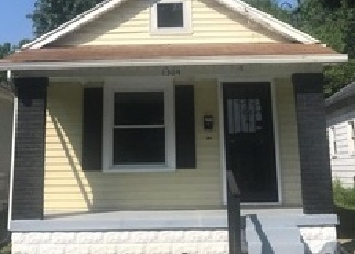 Foreclosed Home in LILLIAN AVE, Louisville, KY - 40208