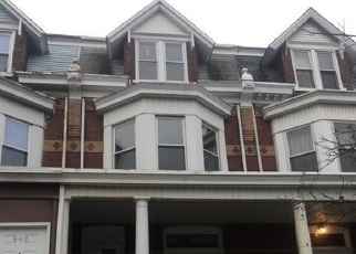 Foreclosed Home en W TILGHMAN ST, Allentown, PA - 18102