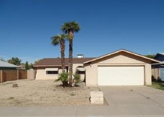 Foreclosed Home in W HEARN RD, Glendale, AZ - 85306