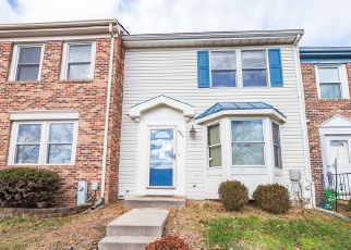 Foreclosed Home en COMER SQ, Bel Air, MD - 21014