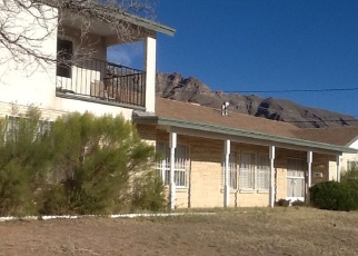 Foreclosed Home in INDIAN BLUFF RD, El Paso, TX - 79912