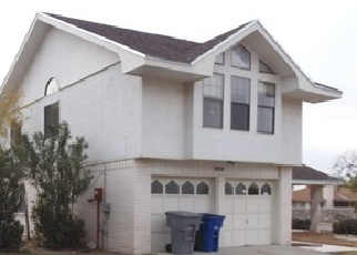 Foreclosed Home in HEMPSTEAD DR, El Paso, TX - 79912